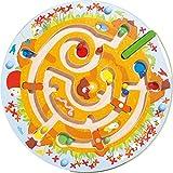 Jeu magnétique Taupinière labyrinthe - Haba