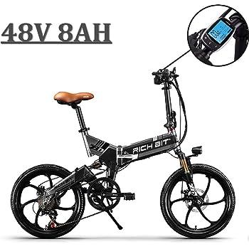 eBike_RICHBIT 730 Bicicletas eléctricas plegables Bicicleta eléctrica Bicicleta de ciudad Bicicleta de cercanías Bicicleta eléctrica Ciclismo