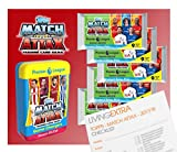 Topps Match Attax 17/18 Trading Card GAME CHANGERS Mega Tin with 105 Cards. Includes 2 x Limited Edition Cards (1 Guaranteed GOLD!). Plus LivingExtra Checklist guide.
