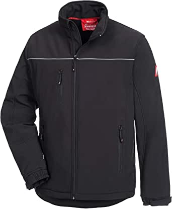 Nitras Motion Tex Plus - Softshell-Arbeitsjacke - Wind- & Wasserfest
