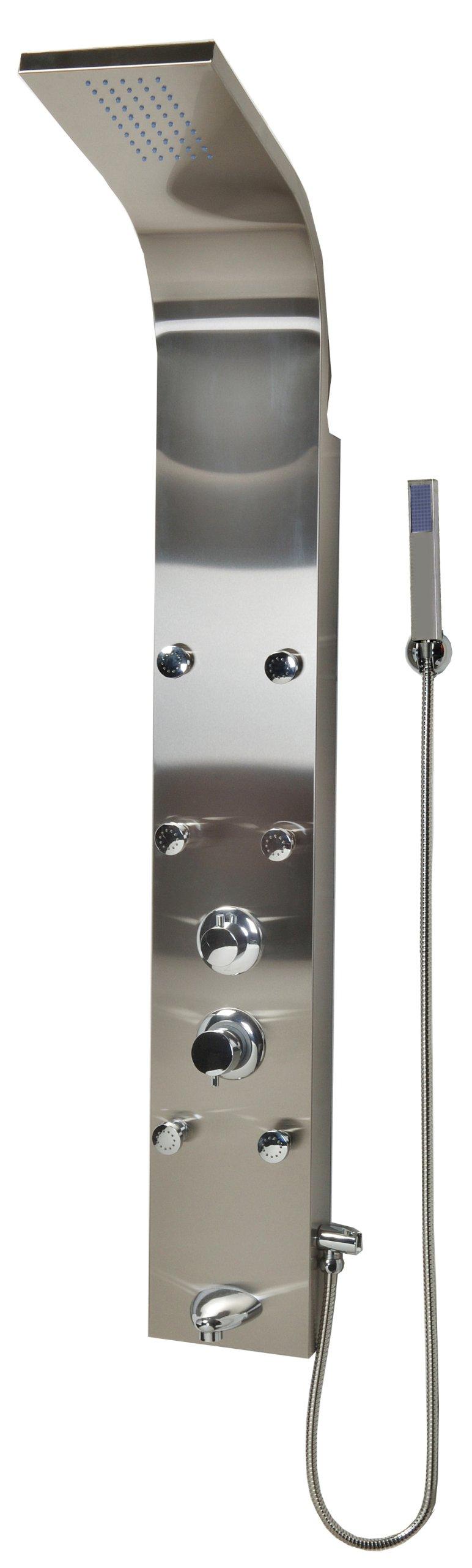 EISL ORSP-YMSV – Juego de grifería para bañera y ducha