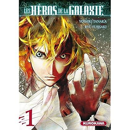 Les Héros de la Galaxie - tome 01 (1)