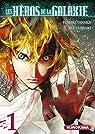 Les héros de la galaxie, tome 1 par Tanaka