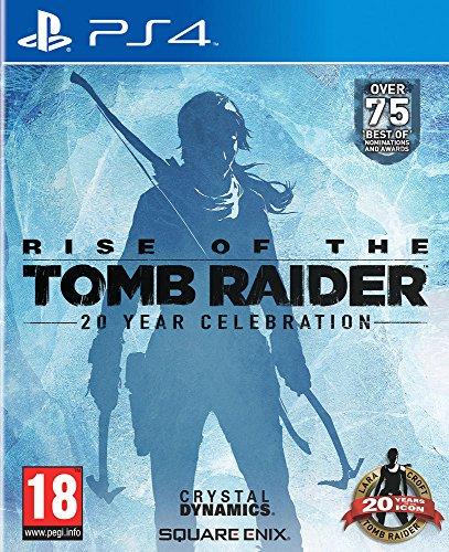 Rise of the Tomb Raider 20ème anniversaire