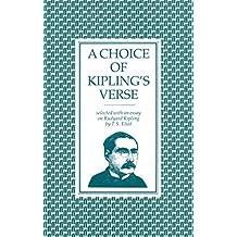 A Choice of Kipling's Verse