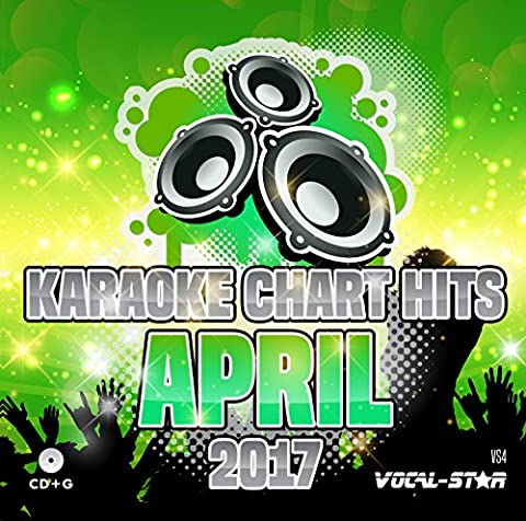 Karaoke 2017 Chart Hits CDG CD+G Disc - 18 Songs on 1 Disc Including The Best Ever Karaoke Tracks From April 2017 (Ed Sheeran,Little Mix ,Harry Styles and much more) From Vocal-Star