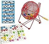 Bingo Cage, Check Tray & Balls