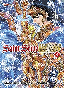 Saint Seiya episode G Assassin Edition simple Tome 4