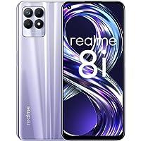 """realme 8i Smartphone ohne Vertrag, MediaTeK Helio-G96-Prozessor, 6.6"""" Ultraflüssiges 120-Hz-Display, 50MP-KI-Dreifach…"""