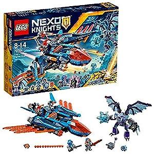 Lego Nexo Knights 70351 - Set Costruzioni Il Falcon Fighter di Clay  LEGO