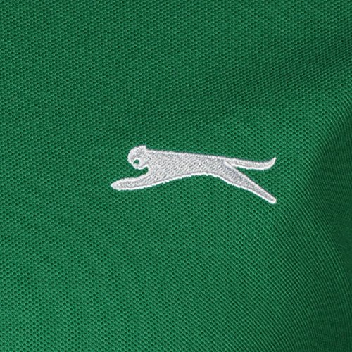Slazenger Polo Polohemd T-Shirt Grün