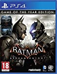 Batman: Arkham Knight brings the award-winning Arkham trilogy from Rocksteady Studios to its epic conclusion. Developed exclusively for New-Gen platforms, Batman: Arkham Knight introduces Rocksteady's uniquely designed version of the Batmobile. The h...