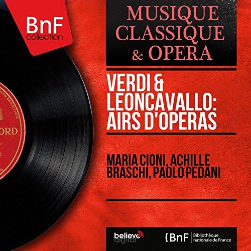 La Traviata E Strano Recitative Ah Forse E Lui Che L Anima
