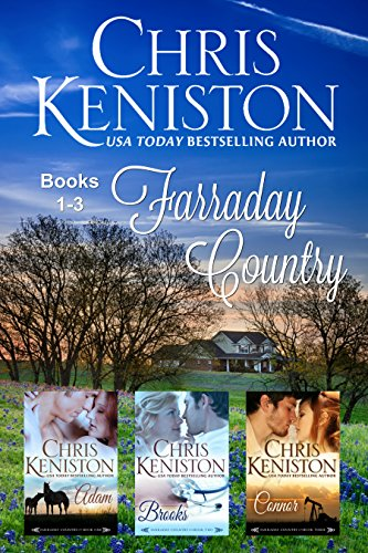 Farraday Country : Contemporary Romance Boxed Set Books 1-3 (English Edition)