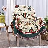 EMILF Home Haushalt Dicke Baumwolle Decke Sofa Handtuch Klimaanlage Decke Bett Decke (Size : B)