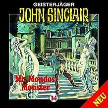 Dark, Jason, Tl.34 : Mr. Mondos Monster, 1 Cassette