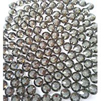 Tamis Place Cristal Strass Plat 144Taille 12ss 3,2mm Light Sapphire