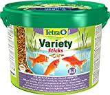 Tetra Pond Variety Sticks, 10 L
