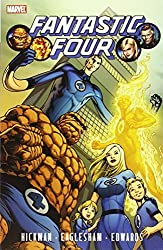 Fantastic Four by Jonathan Hickman, Vol. 1 by Hickman, Jonathan (2010) Paperback
