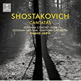 "Shostakovitch : Cantates ""Song of the Forests"""