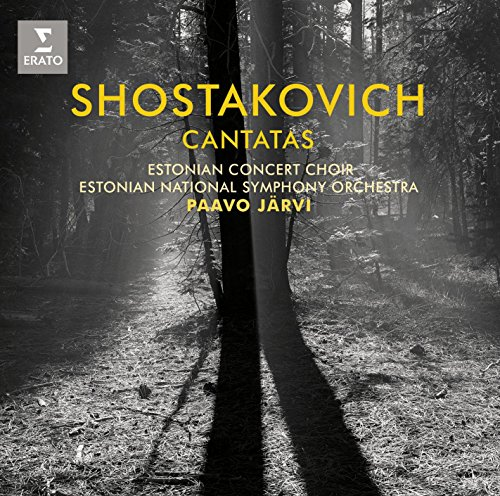 """Shostakovitch : Cantates """"Song of the Forests"""""""