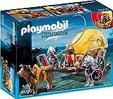 Playmobil 6005 - Carro Trappola dei Cavalieri del Falcone, 3 Pezzi