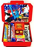 American Candy Gift Box Hamper | All Items - Best Reviews Guide
