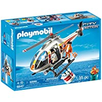 Playmobil 5542Fire Fighting Helicopter