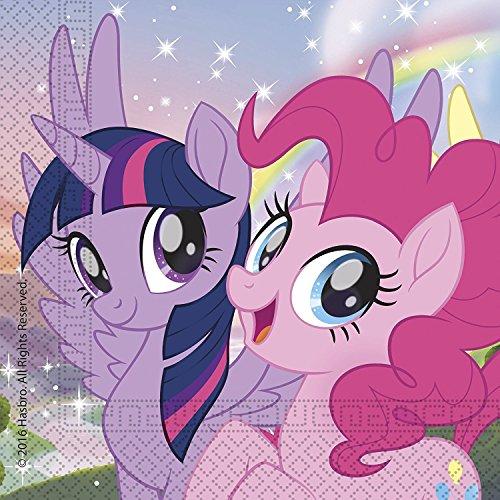 Prezer My Little Pony & Friends 20 Servietten