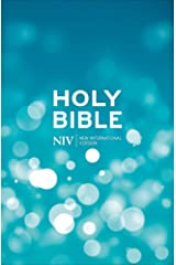 NIV Popular Hardback Bible (New International Version) Hardcover