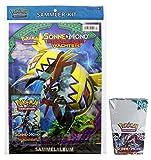 Pokémon Sonne und Mond: Stunde der Wächter BUNDLE: 18er-Sonderdisplay und Sammler-Kit