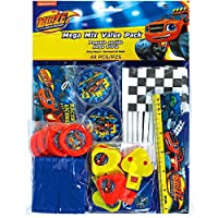 Amscan 396874 Blaze Mega Mix Value Favours Toy