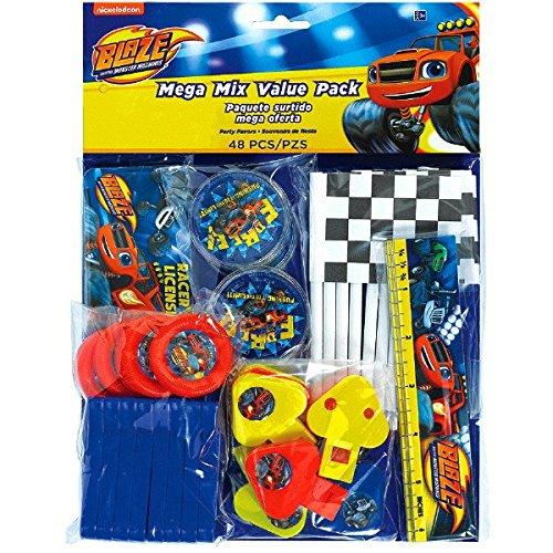 Amscan 396874Blaze Mega Mix Value für Spielzeug Preisvergleich