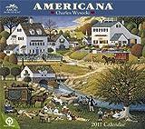 Americana 2011 Calendar