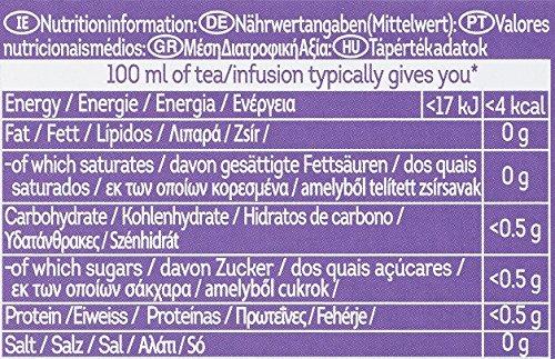 Lipton Tee Auswahl, 40 Stück