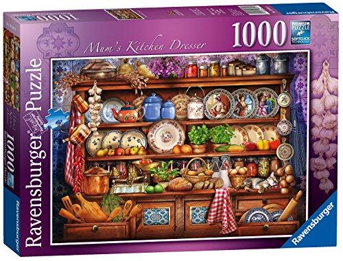 Ravensburger UK 19848Mum 's Kitchen Dresser Puzzle