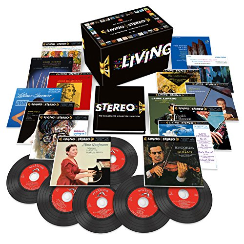 Living Stereo-The Remastered Collector's Edition Red Stereo