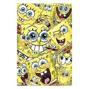 Spongebob squarepants poster faces cuisine maison - Jeux de spongebob cuisine ...