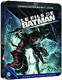Le Fils de Batman - Edition limitée steelbook - Blu-ray - DC COMICS