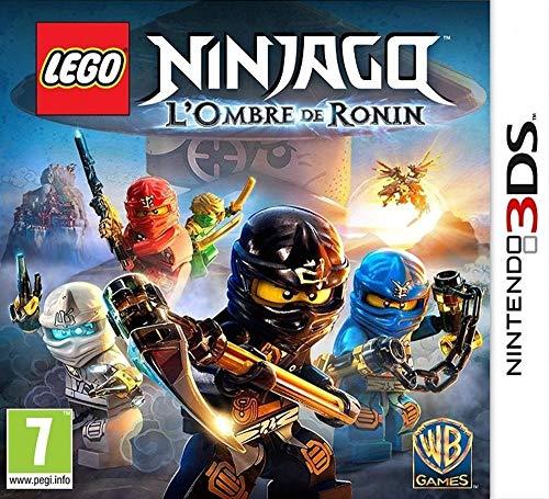 LEGO NINJAGO 3 SHADOW OF RONIN 3DS FR (Lego Ninjago 3 Ds)