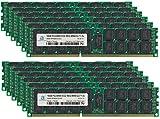 Adamanta 192GB (12x 16GB) servidor actualización de Memoria para estación de trabajo HP Z800DDR31066mhz PC3-8500ECC REGISTRADO 4Rx4CL71,5V