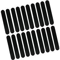 HomeDecTime 20pcs Hat Size Reducer Reducing Tape Caps Saver Sweatband Sticker Headband
