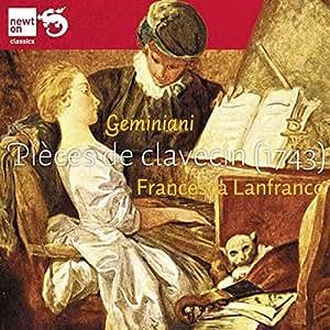 Geminiani; Pieces de Clavecin