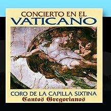 Concierto En El Vaticano by Coro de la Capilla Sixtina