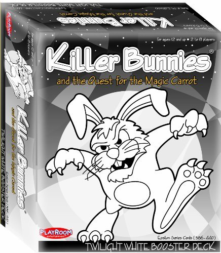Killer Bunnies and the Quest for the Magic Carrot: Twilight White Booster Deck