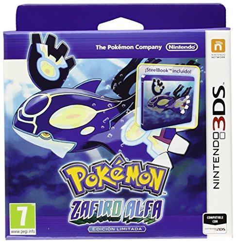Pokémon: Zafiro Alfa - Steelbox Edición Limitada