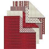 Vivi Gade Design Origamipapier, Sortiment, 15x15 cm, Copenhagen, 50 sort. Blatt