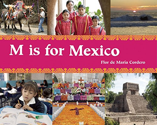 M Is For Mexico World Alphabets