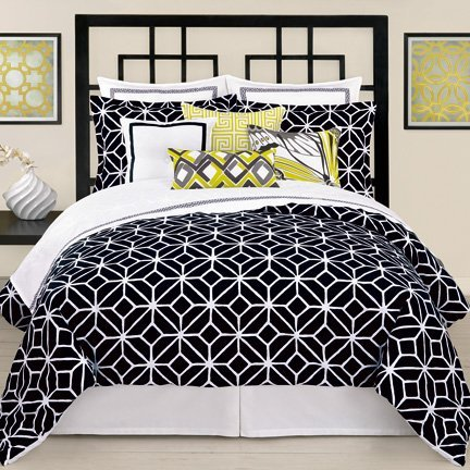 trina-turk-bedding-palm-springs-black-king-sheet-set
