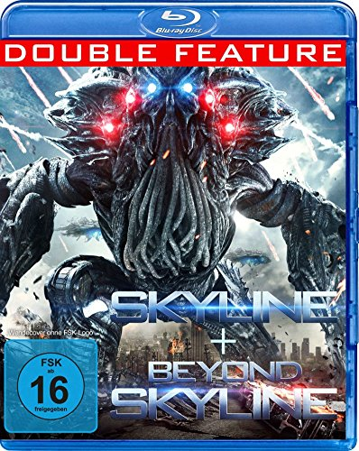 Skyline + Beyond Skyline - Double Feature [Blu-ray]